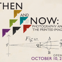 Then and Now: Photography and the Printed Image presented by Kansas City Art Institute at ,