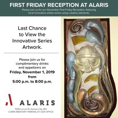 Alaris First Friday Innovative Artists Series presented by Alaris First Friday Innovative Artists Series at ,