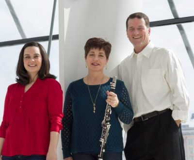 Lyric Arts Trio Performs Works by Brahms and Friends presented by Westport Center for the Arts at ,