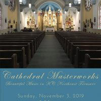 """Musica Vocale presents """"Cathedral Masterworks: Beautiful Music in KC Northeast Treasure"""" presented by Musica Vocale at ,"""