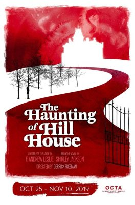 The Haunting of Hill House presented by Olathe Civic Theatre Association at ,