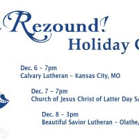 Rezound! Handbell Ensemble Holiday Concert presented by Rezound! Handbell Ensemble at ,