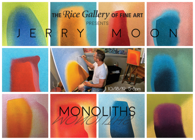 Jerry Moon – Monoliths presented by Jerry Moon - Monoliths at ,