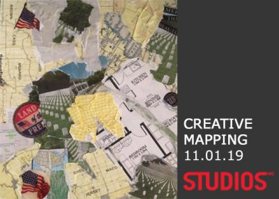 Creative Mapping presented by Studios Inc at studios.gallery, Kansas City MO