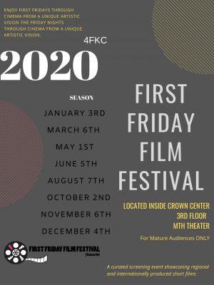 First Friday Film Festival KC presented by First Friday Film Festival KC at MTH Theater at Crown Center, Kansas City MO