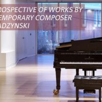 A Retrospective of Works by Contemporary Composer, Jan Radzynski – Night 1 presented by 1900 Building at 1900 Building, Mission Woods KS