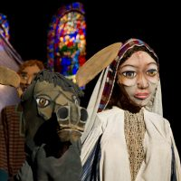 The Nativity presented by Mesner Puppet Theater at ,