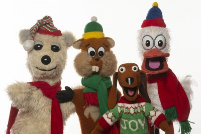 Jingle Jamboree presented by Mesner Puppet Theater at ,