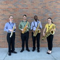 Chapel Concert Series: Crossroads Saxophone Quartet presented by Powell Gardens at Powell Gardens, Kingsville MO