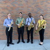 Chapel Concert Series: Crossroads Saxophone Quartet presented by Powell Gardens at Powell Gardens, Kingsville MO