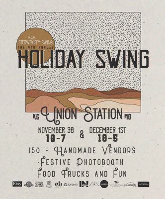 The 9th Annual Holiday Swing presented by The Strawberry Swing Indie Craft Fair at ,
