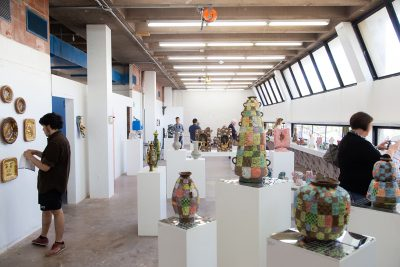 KCAI End of Semester Exhibition and Sale presented by Kansas City Art Institute at ,