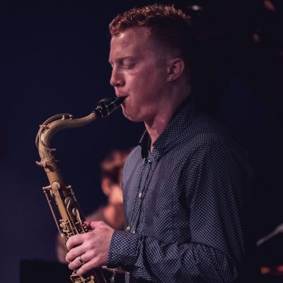 Adam Larson Quartet presented by American Jazz Museum at The Blue Room, Kansas City MO