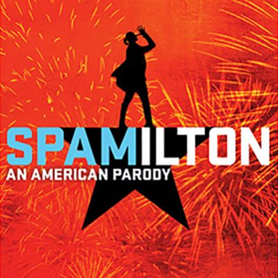 Spamilton: An American Parody presented by Starlight Theatre at Starlight Theatre, Kansas City MO