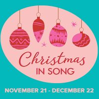 Christmas In Song presented by Quality Hill Playhouse at Quality Hill Playhouse, Kansas City MO