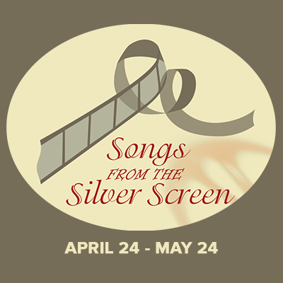 Songs From The Silver Screen presented by Quality Hill Playhouse at Quality Hill Playhouse, Kansas City MO