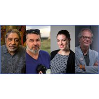 Optics Exhibit-Panel Discussion-Faus, Anderson, Albu, Dickens presented by GUILDit at ,
