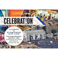 Celebration! – First Friday presented by GUILDit at Buttonwood Art Space, Kansas City MO
