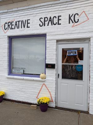 Creative Space KC located in Independence MO