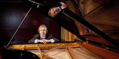 """Valery Kuleshov – """"Russian Virtuoso of the Romantic Piano"""" presented by 1900 Building at ,"""