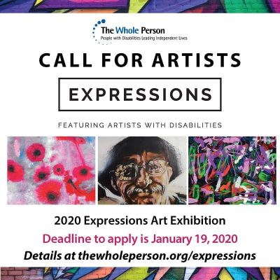 Expressions Art Exhibition 2020 presented by The Whole Person at ,