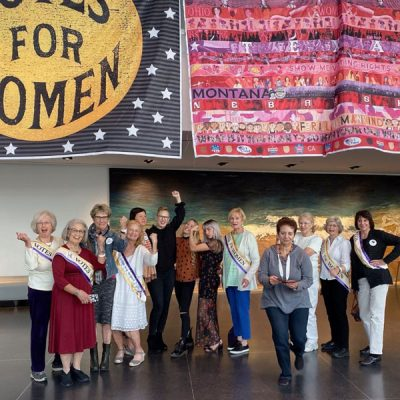 Her Flag presented by Mid-America Arts Alliance at Mid-America Arts Alliance, Kansas City MO