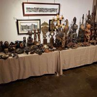 Affricana Art Christmas Art Sale presented by Affricana Art at ,