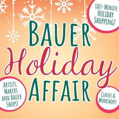 Bauer Holiday Affair presented by Jenny Hahn Studio at The Bauer Building, Kansas City MO