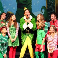 Elf: The Musical presented by Music Theatre Kansas City at B&B Live!, Shawnee KS
