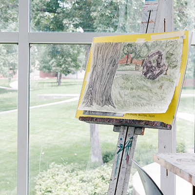Painting Brush Up | Ages 18+ presented by Kansas City Art Institute at KCAI Continuing Education, Kansas City MO