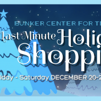 Bunker Center Last Minute Holiday Shopping: Give the Gift Of Art presented by Bunker Center for the Arts at Bunker Center for the Arts, Kansas City MO
