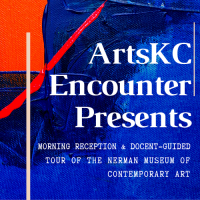ArtsKC Encounter Presents: JCCC Celebration! presented by ArtsKC – Regional Arts Council at Nerman Museum of Contemporary Art, Overland Park KS