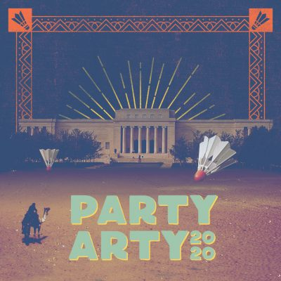 Party Arty | Night of the Shining Sun presented by The Nelson-Atkins Museum of Art at The Nelson-Atkins Museum of Art, Kansas City MO