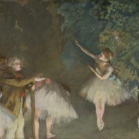 Exhibition | Encore Degas! Ballet, Movement, and Fashion presented by The Nelson-Atkins Museum of Art at The Nelson-Atkins Museum of Art, Kansas City MO