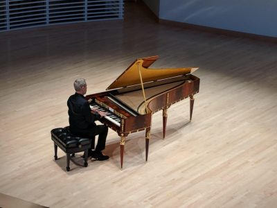 POSTPONED – Back to Beethoven, A Fortepiano Concert presented by Charlotte House Series at ,