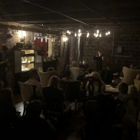 The Speakeasy@Swordfish Tom's presented by Jeanette Powers at ,