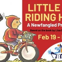 Little Red Riding Hood: A Newfangled Prairie Tale presented by Mesner Puppet Theater at ,