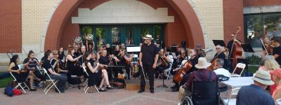 "OCO Concert: ""Musicians' Showcase"" presented by Olathe Community Orchestra at ,"