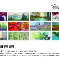 Here Where We Live presented by Tim Murphy Art Gallery at Tim Murphy Art Gallery, Shawnee KS