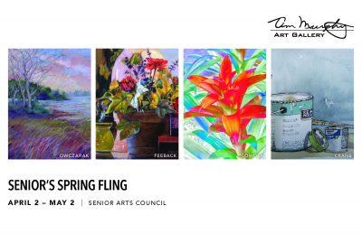 Senior's Spring Fling presented by Tim Murphy Art Gallery at Tim Murphy Art Gallery, Shawnee KS