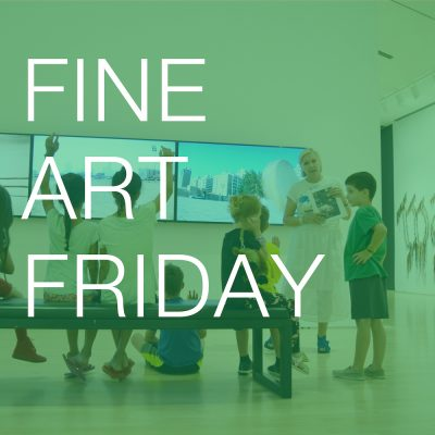 CANCELED 5/8/20 – Fine Art Friday presented by Kemper Museum of Contemporary Art at Kemper Museum of Contemporary Art, Kansas City MO