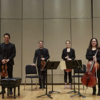 The Opus 76 Quartet: Classical Series 5 presented by The Opus 76 String Quartet at ,