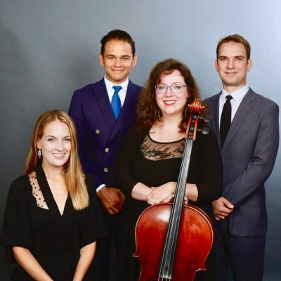 The Opus 76 Quartet: Classical Series 6 presented by The Opus 76 String Quartet at ,
