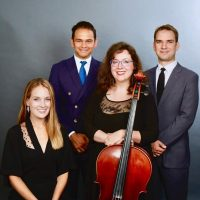 Performance: Champagne Series 3 presented by The Opus 76 String Quartet at ,