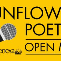 CANCELED – 4/16 & 5/21 – Sunflower Poetry Open Mic presented by Lenexa Parks & Recreation at ,