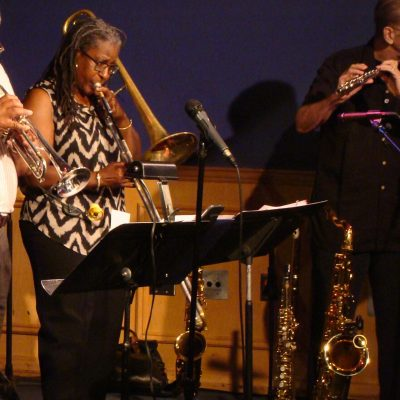 Karita Carter feat. Heat Index presented by American Jazz Museum at The Blue Room, Kansas City MO