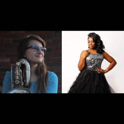 Aryana Nemati with Delynia Jannell presented by American Jazz Museum at The Blue Room, Kansas City MO