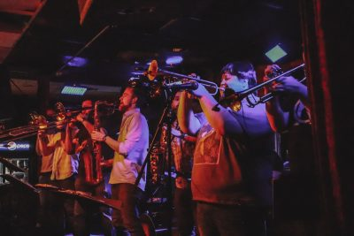 Back Alley Brass Band at Buffalo State Pizza Co.- Crossroads presented by Back Alley Brass Band at Buffalo State Pizza Co.- Crossroads at ,