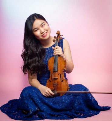 POSTPONED – Soobeen Lee, violinist in a FREE collaborative concert, sponsored by Capitol Federal® presented by Harriman-Jewell Series at ,