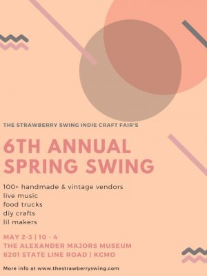 SPRING SWING VENDOR APPLICATIONS